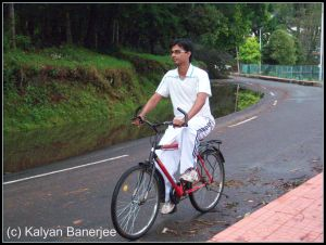 Cycling refreshes, Kodaikanal