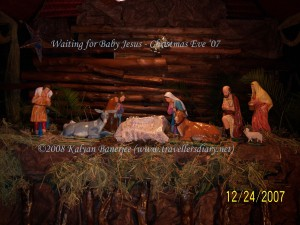Waiting for Baby Jesus
