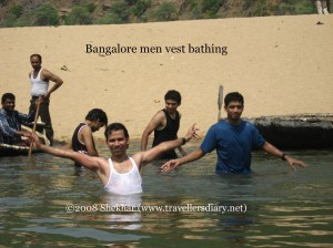 Bangalore Men Vest Bathing