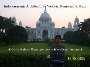 Indo Saracenic Architecture - Victoria Memorial, Kolkata