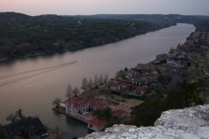 Meandering Lake Austin